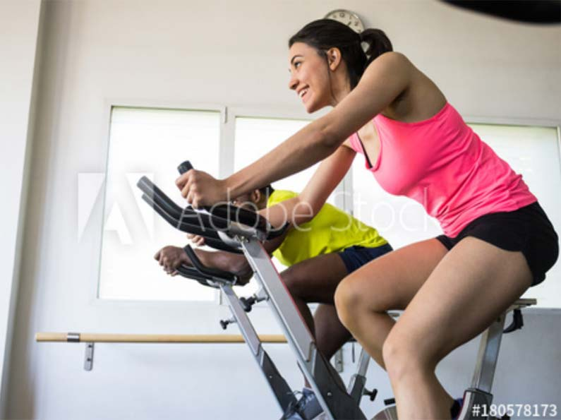 Get Fit and Have Fun in a Spinning Class