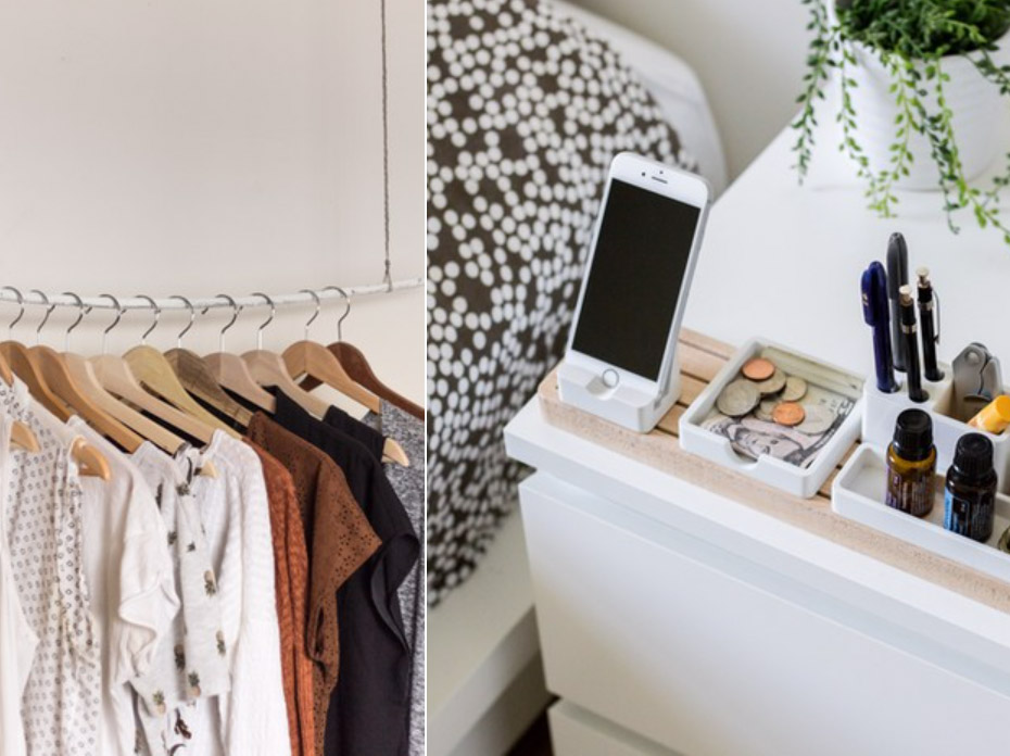 Nothing To Wear! How To Organize Your Clothes To Avoid Laundry & Wardrobe Woes!