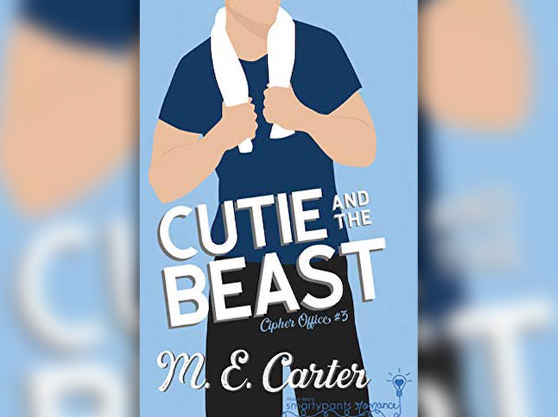 Cutie and the Beast (Cipher Office Book 3)