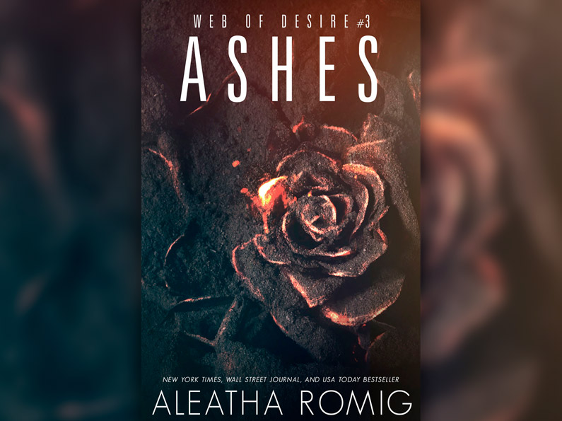 Ashes (Web of Desire Book 3)