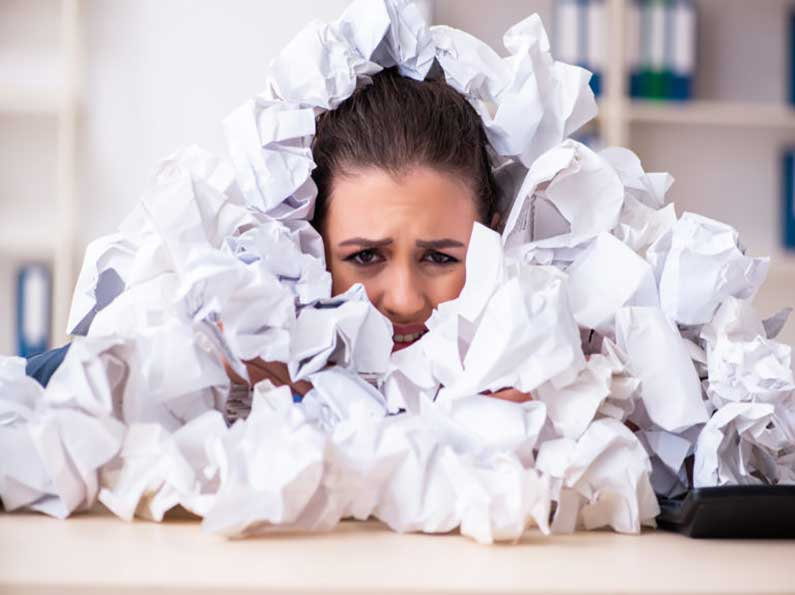 The Top Ten Signs You May be Crazy (aka a WRITER)