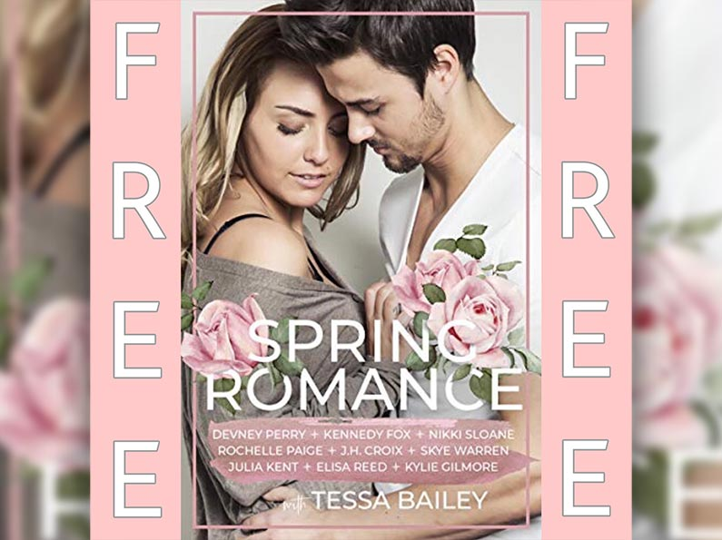 Spring Romance: NINE Happily Ever Afters