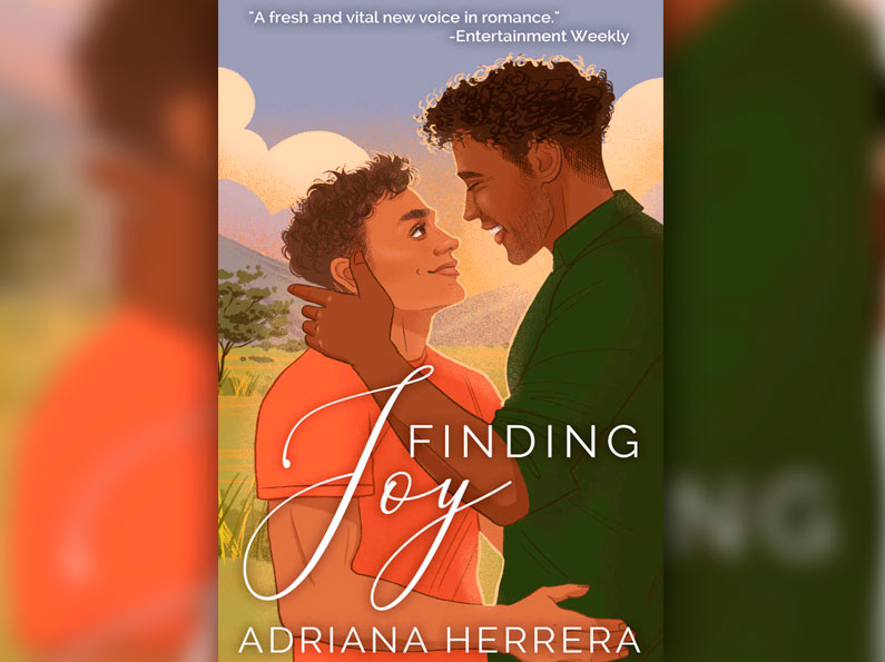 Finding Joy: A Gay Romance
