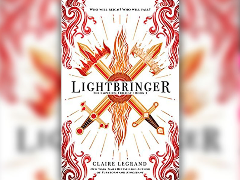 Lightbringer (The Empirium Trilogy, 3)
