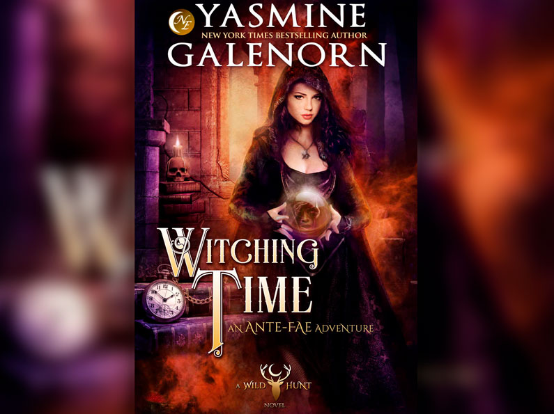 Witching Time: An Ante-Fae Adventure