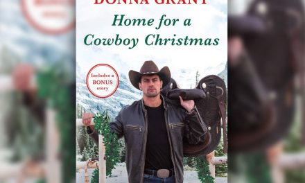 Home For a Cowboy Christmas by Donna Grant